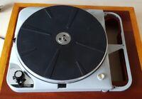 NICE!!  THORENS TD 124/II TURNTABLE home/sound/audio/music/songs/deck/sme