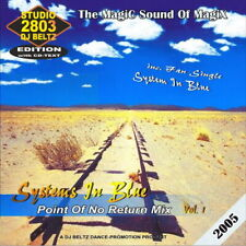 $YS043A - SYSTEMS IN BLUE - Point Of No Return Mix vol 1 [1CD] MODERN TALKING
