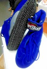 Go-Kart Scarpa Ragazzo tag.33 pelle Scamosciata Suola antiscivolo SportRacing
