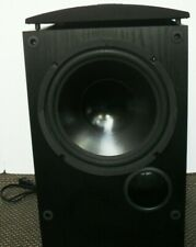 MISSION AS 1 Powered Subwoofer, vintage, good working condition