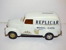 ERTL 1950 GMC Panel Van Money Box Replicar Model Cars.