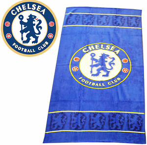 OFFICIALLY FOOTBALL Fans Club Bedroom Carpet Rugs Floor Mat Large Towel Gift Set