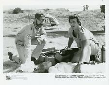 JAMES NAUGHTON JACK BANNON HELICOPTER MEDSTAR ORIGINAL 1983 ABC TV PHOTO