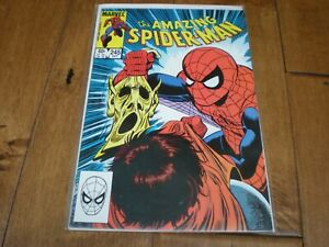Amazing Spider-Man #245 (1963 1st Series) Marvel Comics VF/NM