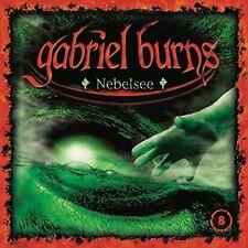 GABRIEL BURNS - 08/NEBELSEE (REMASTERED EDITION)  CD NEU