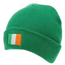 Ireland Beanie Mens Gents Knitted Rugby Hat Irish aea848ef78b