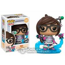 Overwatch POP! Games Mei Snowball Colour Limited Edition Figure 10cm n°183 FUNKO