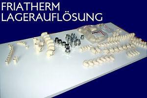 Fritatec Friatherm T 16 / 90 ° - T-Stück / NEU aus Lagerauflösung