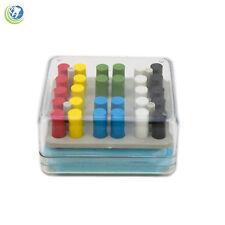 Endodontic Cold Sterilization Organizer Box Holder Container For Endo Files