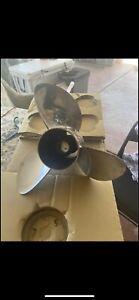 Mercury Tempest Plus Propeller