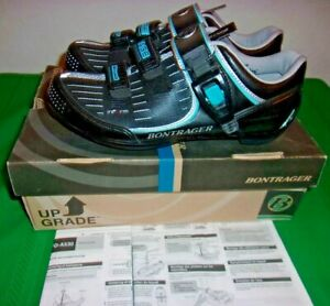 Bontrager Road Rage Cycling Shoes(408662) Women's 9.5 B - New In the Box!!!
