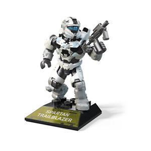 Mega Construx Halo Infinite Spartan Trailblazer White Building Set NEW IN STOCK