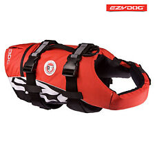 EZYDOG DOG FLOTATION DEVICE - Life Jackets For Dogs in 2 Colours - FREE UK P&P