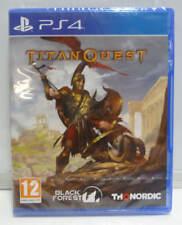 TITAN QUEST  PLAYSTATION 4 PS4 PAL NEW SEALED REGION FREE
