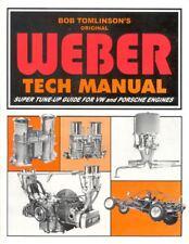 Weber Tech manual, By Bob Tomlinson - 0001001072