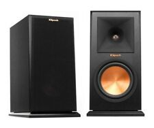 Klipsch RP-160M Bookshelf Matched Pair in Black Ebony -- RP-600M Previous model