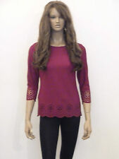 Blouse Regular Textured Stretch Tops & Shirts for Women