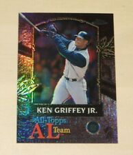 Ken Griffey Jr. 2000 Topps Chrome All-Topps AL Team Refractor Card #AT18 RARE