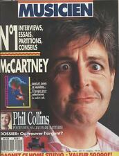 Musicien -N°1 McCartney Phill collins