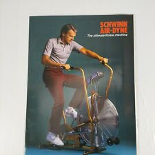 Schwinn 1986 Fitness Equipment Catalog, Air-dyne