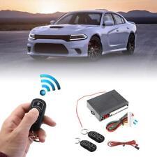 Universal Car Auto Remote Central Door Locking Alarm System w/ Remote Control