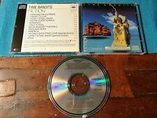 Time Bandits - Fiction Cbs France Mpo Press 1985 No Barcode Cd Ottimo