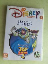 cd per pc gioco disney classici toy story 2 studio grafico disney N° 25