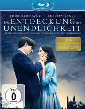 Blu-ray * DIE ENTDECKUNG DER UNENDLICHKEIT # NEU OVP +