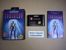 Cyber Cop for Sega Genesis / Mega Drive