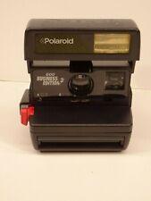 Vintage Polariod 600 Business Edition 2 One Step Instant Film Flash Camera