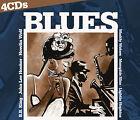 CD Blues di Various Artists 4CDs