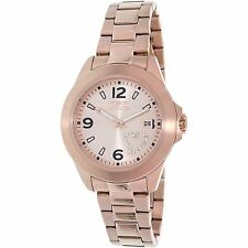 BRAND NEW Women's Invicta 16328 Specialty 3 Hand Rose Gold Dial Watch MSRP $495!