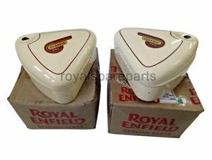Royal Enfield Classic 500cc EFI  Tool Box and  Air Filter Assy Box