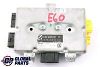 BMW 5 6 Series E60 E61 Driver's Side Door Airbag Control Unit Module 6976157