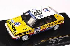LANCIA DELTA HF 4WD RUSSELL BROOKES RAC RALLY 1987 1:43 IXO RAC102 NEW
