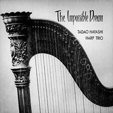 TADAO HAYASHI HARP TRIO-IMPOSSIBLE DREAM-JAPAN MINI LP CD From japan