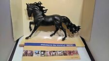 Breyer Traditional-Andalusian Stallion-Black Andalusian-NRFB-Exc Cndtn-LOOK!