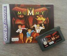 The Mummy (Nintendo Game Boy Advance, 2002)
