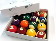 "Aramith Pool Balls 2"" inch High Quality Belgium Phenolic Australian Seller"