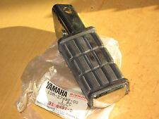 YAMAHA MAXIM 1100 VIRAGO 500 RIGHT SIDE PASSENGER FOOTREST 0EM NEW 1AA-27430-00