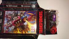 Transformers Titans Return Grotusque and Scorponok. New TRU Exclusive