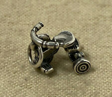 Retired/Rare James Avery Tricycle Charm Sterling Silver