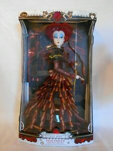 Disney Alice Through The Looking Glass IRACEBETH THE RED QUEEN LE 4000 Doll NRFB