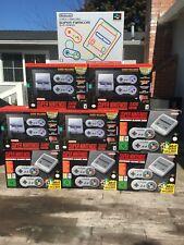 Nintendo SNES Super NES Classic Edition Mini Console - IN HAND SEALED