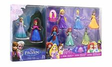 New Disney Princess Magiclip 8 Piece Gift Set