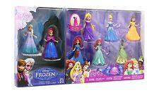 New Disney Princess Magiclip 8 Piece Gift Set