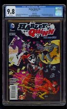 Harley Quinn (2013) #14 Flash 75 Variant CGC 9.8 Blue Label White Pages Timm Cov