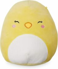 Squishmallow Kellytoy 12 inches Yellow Chick - Ava, Super Soft Plush Toy Pillow