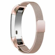 Teorder Fitbit Alta Band Milanese Adjustable Stainless Steel Replacement Band