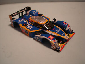 TOMY AFX BODY ONLY PEUGEOT 908 #10 MATMUT NEW FITS MEGA G + 1.7 OR MEGA 1.7